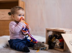Infant Heuristic Play boxes