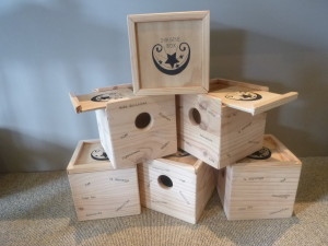 Imagine Box heuristic play for infants